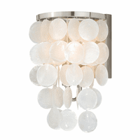Elsa 6 Inch Wall Sconce