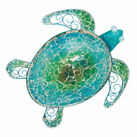 Emerald Coast Sea Turtle Wall Art