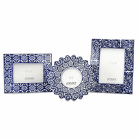 Ephesus Ceramic Photo Frames - Set of 3