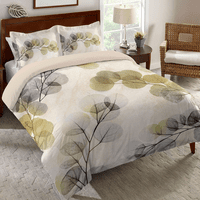Eucalyptus Dream Duvet Cover - King - OVERSTOCK