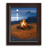 Evening in Paradise Personalized Print