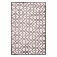 Fables Stardust Cream & Ebony Rug - 8 x 10