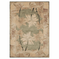 Faded Palms Rug Collection