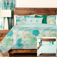 Faraway Bay Duvet Set - Queen - OVERSTOCK