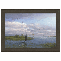 Feeding Time Canvas Art