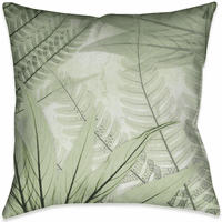 Fern Gully Indoor Pillow