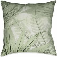 Fern Gully Outdoor Pillow