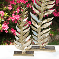 Fern Leaf Sculpture - Small