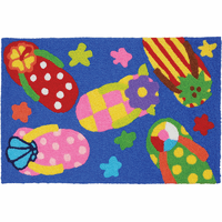 Fiesta Flip Flops Indoor/Outdoor Rug