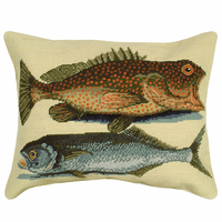 Fish Duo Pillow