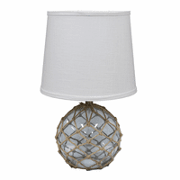 Fisherman's Net Round Accent Lamp