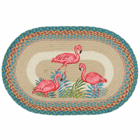 Flamingo Bay Jute Rug