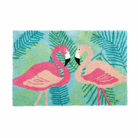 Flamingo Duo Rug