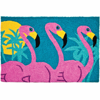 Flamingo Trio Indoor/Outdoor Rug