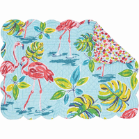 Flamingo Tropics Table Linens