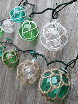 Float Ashore Outdoor String Lights (Set of 2)