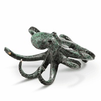 Floating Octopus Statue