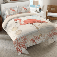 Floridian Flamingo Bedding Collection