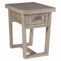 Fog Chairside End Table