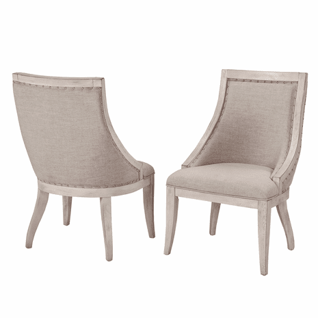 Fog Upholstered Side Chairs - Set of 2
