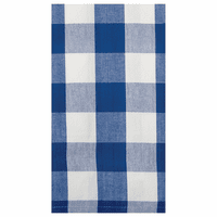 Franklin Blue Kitchen Towels - Set of 12