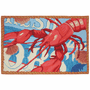 Fresh Catch Lobster Accent Rug