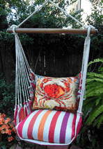 Fresh Crab Cristina Stripe Swing Set
