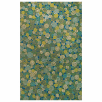 Giant Swirls Marina Rug Collection