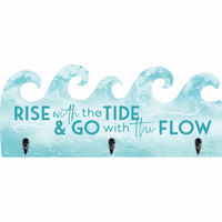 Go with the Flow Wall Hooks