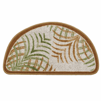 Graceful Palms Slice Rug - CLEARANCE