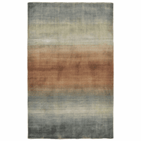 Gradient Earth Rug Collection
