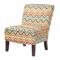 Gramercy Chair - Chevron