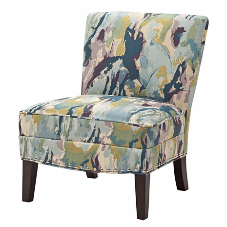 Gramercy Chair - Water Color