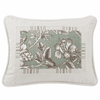 Gramercy Printed Oblong Pillow