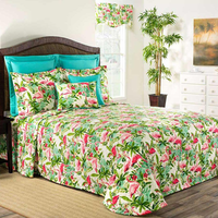Grand Bahama Bedspread - Twin