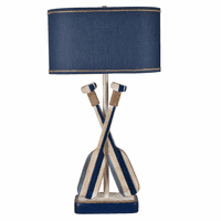 Grayson Boat Oar Table Lamp