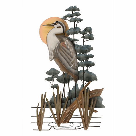 Great Blue Heron Wall Art