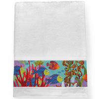 Great Reef Bath Towel