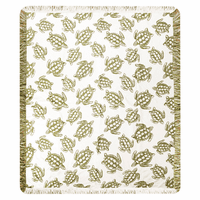 Green Sea Turtle Throw