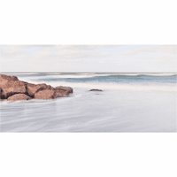 Gulf Seascape Canvas Art