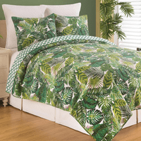 Hanalei Bay Quilt Set - King - OVERSTOCK