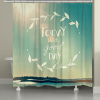 Happy Day Shower Curtain