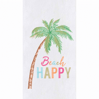 Happy Palm Flour Sack Towels - Set of 6