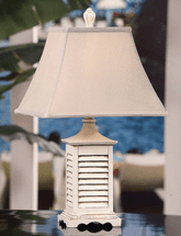 Harbor Winds Table Lamp - OVERSTOCK