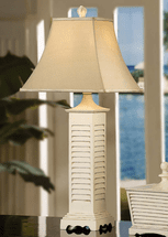 Harbor Winds Tall Table Lamp