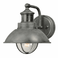 Harwich Gray Smart Light Outdoor Wall Sconce - OVERSTOCK