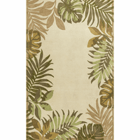 Havana Ivory Paradise Rug Collection