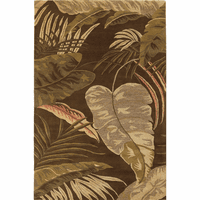 Havana Mocha Rainforest Rug Collection