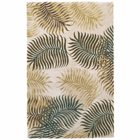 Havana Natural Fern View Rug Collection