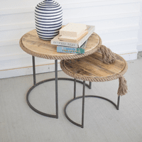 Havana Nesting Tables - Set of 2